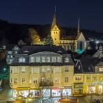 Blick auf die Altstadt von Gummersbach