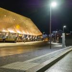 den Busbahnhof Gummersbach
