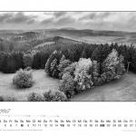 Blick von Oberrengse auf Lieberhausen und den Unnenberg