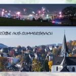 Panoramen von Gummersbach - Steinberg - Bernberg