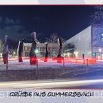 Halle 32 - Schwalbe Arena, Skulptur: Bürger im Gespräch