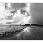 Munkmarscher Hafen - Blick nach Keitum