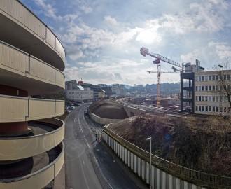 1_vom ersten Karstadt-Parkdeck im Februar 2014